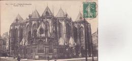 CPA - 14. LILLE L'église St Maurice L' Abside - Lille