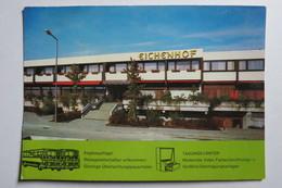 "(10/6/60) AK ""Eislingen"" Hotel-Restaurant Eichenhof - Eislingen"