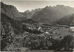X4113 Agordo (Belluno) - Panorama Verso La Valle Imperina / Viaggiata 1956 - Italia