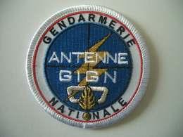 Patch - Police & Gendarmerie