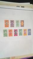 D009 LOT TIMBRES COLONIES NEUFS / OB A TRIER COTE++ POIDS 0.290KG DÉPART 10€ - Collections (with Albums)