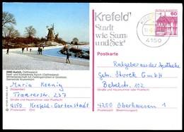 84831) BRD - P 138 - R9/128 - OO Gestempelt - 2974 Krummhörn, Zwillingswindmühlen - [7] West-Duitsland