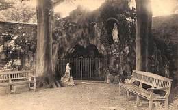 Huy - Ecole Sainte-Marie - La Grotte DeND De Lourdes (1925, Edit Discry) - Huy