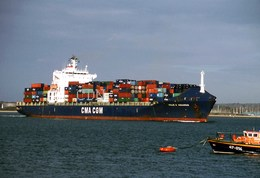 7X5 PHOTO OF VILLE D AQUARIUS AT CALSHOT 7 11 08 - Boats