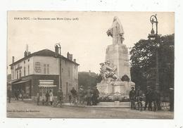 Cp, Militaria , Le Monument Aux Morts,1914-1918 , BAR LE DUC , 55 ,Meuse, Voyagée 1926 - Bar Le Duc