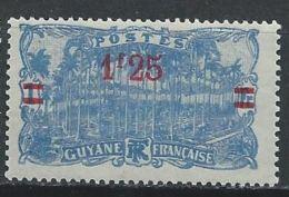 Guyane YT 103 XX / MNH - Guyane Française (1886-1949)