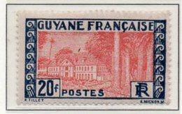 Guyane YT 132 XX / MNH - Guyane Française (1886-1949)