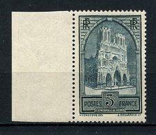 FRANCE 1929 N° 259 ** Neuf MNH Superbe C 135 € Cathédrale De Reims - Nuevos