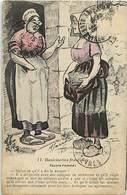 Themes Div-ref X688- Folklore- Paysans - Paysannerie -illustrateurs -dessin Illustrateur Jarry -gauloiseries Francaises- - Folklore