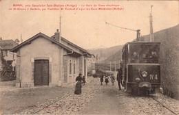 BONAC TRAMWAY SENTEIN LA GARE - Saint Girons