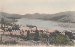 Matadi Congo River Scene, American Baptist Missionary Union, C1900s Vintage Postcard - Congo - Kinshasa (ex Zaire)