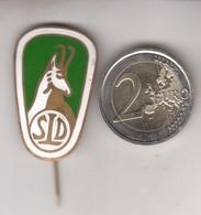 SLOVENIJA    PIN    SLD  SLOVENSKO LOVSKO DRUŠTVO - Badges