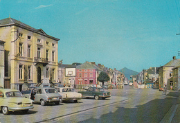 BELGIUM - Farciennes - La Grand Place - Automotive - Farciennes
