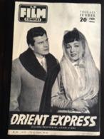Film Complet Orient Express Silvana Pampanini Henri Vidal 4eme De Couve Jane Russell - Journaux - Quotidiens