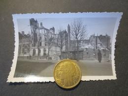 Le Havre - Photo Originale - Carrefour Rue Thiers Avec La Rue Madame Lafayette   - Bombardement 5 Septembre 1944 - TBE - - Luoghi