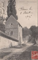 Cp , 77 , PROVINS , Côte Saint-Jacques - Provins