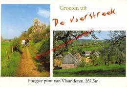 Hoogste Punt Van Vlaanderen - Voeren - Voeren