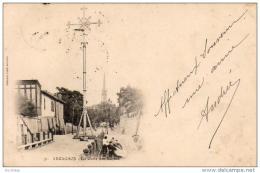 D33  ARCACHON  La Croix Des Marins  ..... - Arcachon