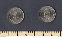 New Hebrides 2 Francs 1979 - Monnaies