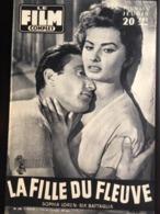 Film Complet La Fille Du Fleuve Sophia Loren Rik Battaglia 4eme De Couve Henry Fonda - Journaux - Quotidiens