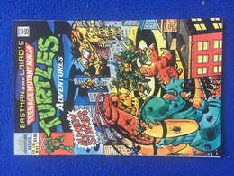 Teenage Nutant Ninja Turtles Adventures By Mirage Studios No. 10, May 1990 - Books, Magazines, Comics