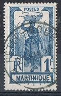 MARTINIQUE N°94  Belle Oblitération De Petit-Bourg - Gebraucht