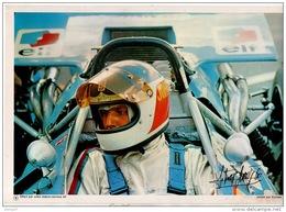 COLLECTION ELF . COMPÉTITION 70 N°18 . JOHNNY SERVOZ GAVIN PILOTE ELF . COURSE AUTOMOBILE - Réf. N°36P - - Voitures (Courses)