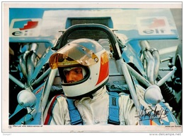 COLLECTION ELF . COMPÉTITION 70 N°18 . JOHNNY SERVOZ GAVIN PILOTE ELF . COURSE AUTOMOBILE - Réf. N°36P - - Racing
