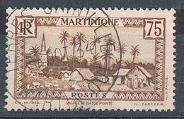 MARTINIQUE N°94  Belle Oblitération De Terres Sainville - Gebraucht