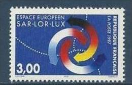 """FR YT 3112 """" Espace Européen """" 1997 Neuf** - France"""