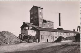 VAULX-VRAUCOURT (62) - CPSM - La Distilerie Coté Ouest, En Période De Production - Bettrave, Sucre - Other Municipalities