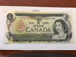 Canada One Dollar Banknote 1973 - Canada