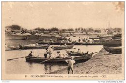 D33  GUJAN MESTRAS  Le Chenal - Retour Des Parcs - Gujan-Mestras