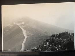 12-4-1931-MONTE PUIN-MANOVRA A FUOCO-LANCIO DI PSEUDO GAS - Guerra, Militares