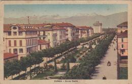 CARTOLINA - POSTCARD - CUNEO - CORSO DANTE - Cuneo