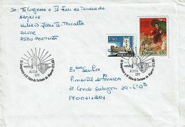 Portugal , 1983 ,  Commemorative Postmark , Algarve Tourism Fair, Alvor , S. Francisco De Assis Stamp - Ferien & Tourismus