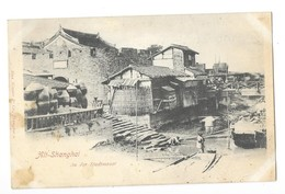 SHANGHAI (Chine) Fortifications - Chine