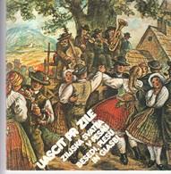 ZILJE  UASCIT PR ZILE   BROŠURA  PESMI - Slav Languages