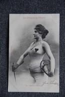 Escrime - Maître D'Armes , Les Femmes De L'Avenir. - Fencing