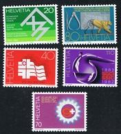 1982 Schönes  Lot  Michel  1216 - 1220   1235   1241  Postfrisch Xx - Ungebraucht