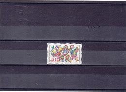 RFA 1972 CARNAVAL DE COLOGNE Yvert 599 NEUF** MNH - [7] République Fédérale