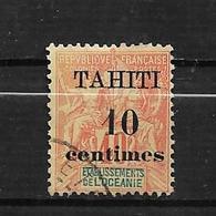 Colonies  Timbre De Tahiti   N°32 Oblitéré - Tahiti (1882-1915)