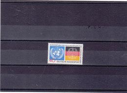 RFA 1973 ONU Yvert 628 NEUF** MNH - [7] République Fédérale