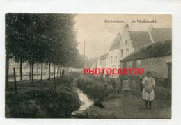 ZAVENTEM-Saventhem-De VISCHMARKT-BELGIEN- - Zaventem