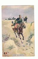 Lot 5 Cartes Postales - Armée Belge - Guerre 14/18, Chasseurs à Pied, à Cheval,Guides, Mitrailleuses Chien, Yser, (fr65) - Guerre 1914-18