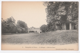 0141 1 NEAUPHLE-LE-VIEUX - L'Abbaye - Côté Du Parc - Francia