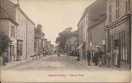 SCEY SUR SAONE Rue Du Pont - Autres Communes