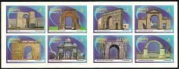 2013-ED. 4763C - 4763 A 4770- EN CARNET- ARCOS Y PUERTAS MONUMENTALES-NUEVO - Blocs & Hojas