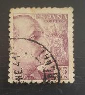 Type Franco   N° 681 - 1931-50 Oblitérés