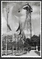 ZÜRICH LANDI Landesausstellung Eingang Riesbach Seilbahnturm Seilbahn 1939 - ZH Zurich